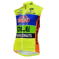 2017 Summer ALE Pro Men Cycling Clothing MTB Bicycle Maillot Ropa Ciclismo Cycling Sleeveless Jerseys Mountain