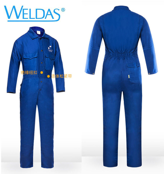Flame Retardant Welding Jackets Pants Fire Retardant Cotton Welding Clothing FR Cotton Flame Resistant Coverall 1meterwear resistant flame retardant nylon protective sleeve sheath cable cover welding tig torch hydraulic hose large diameter