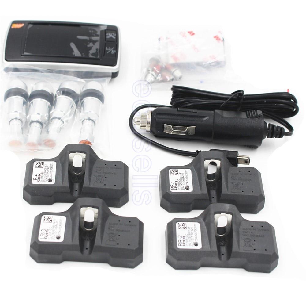 Prix pour Orange Sans Fil Système de Surveillance de Pression Des Pneus TPMS Capteur P409/P409S/P409F
