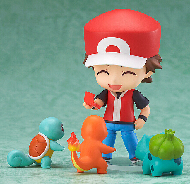 NEW hot 10CM 4pcs/set Ash Ketchum Pikachu action figure toys Christmas gift collectors with box new hot 14cm pikachu gary oak okido green eevee action figure toys collection christmas gift doll with box