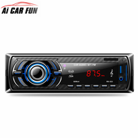 Car Stereo Audio MP3 Player RK 523 Bluetooth Speaker Card Reader USB Flash Drive Machine Bluetooth Mobile Phone Remote Control
