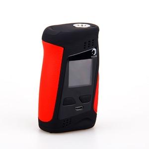 Image 4 - Original Yosta Livepor 230 caja Mod 510 hilo TC TCR vaping modos Vape mod 18650 batería Mod de cigarrillo electrónico vaporizador