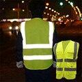 Roupas Noite Trabalhadores Vestuário De Segurança de alta Visibilidade Reflexiva Colete de Trabalho para a Noite de Corrida Corrida de Bicicleta