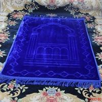 large Thicken big Islamic Muslim Prayer Mat Salat Musallah Prayer Rug Tapis Carpet Tapete Banheiro Islamic Praying Mat 80*125cm