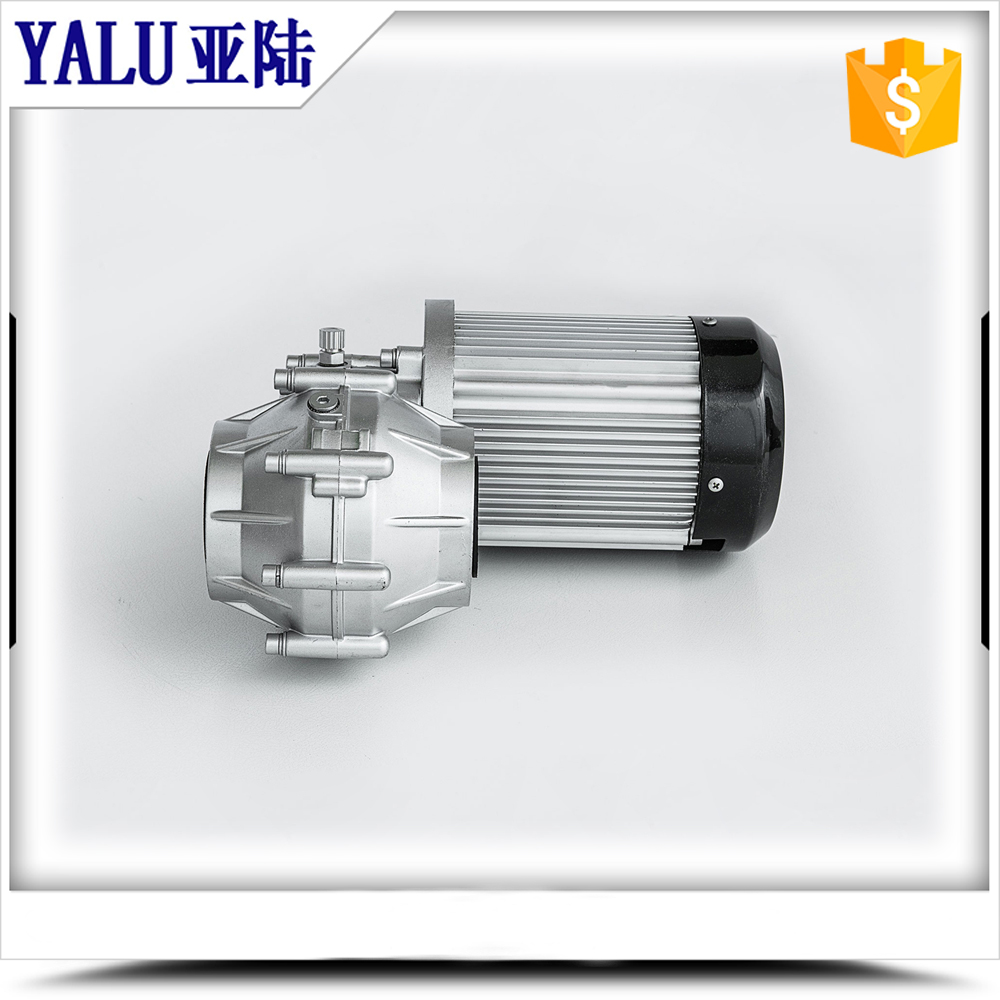 Electric patrol car electric land small train traction dc motor BM1424HQF(BLDC) 1500W60/72V