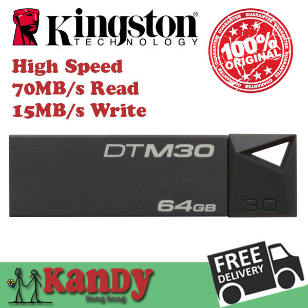 Venta Kingston usb 3.0 flash drive pen drive 64 gb 128 gb pendrive usb del mini stick 3.0 chiavetta usb pendrives regalo memoria usb