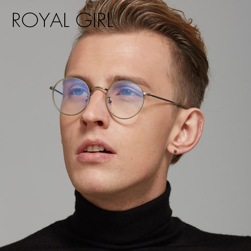Buy ROYAL GIRL Men Eyeglasses Frames