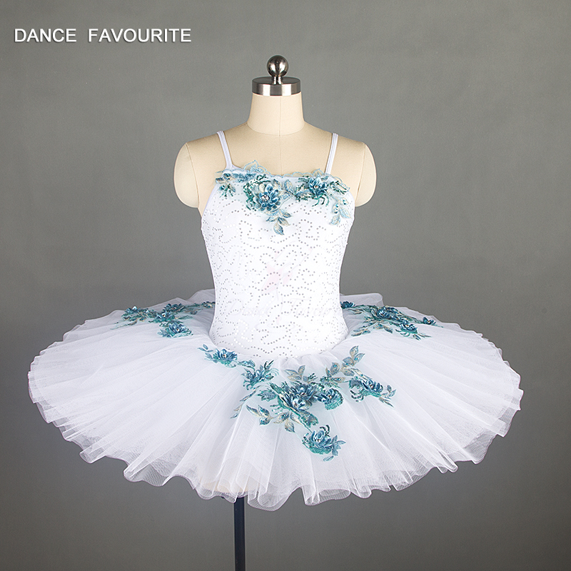 7 layer stiff tulle pre-professional ballet tutu girl & women stage ballet costume dance costumes ballerina tutu