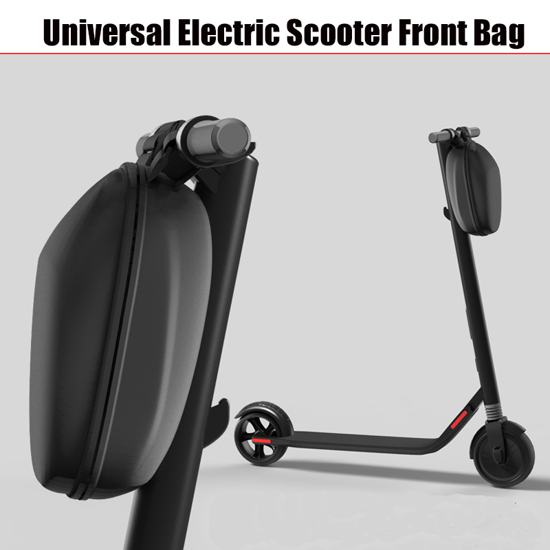 Universal Scooter Head Handle Bag Front for Xiaomi Mijia M365 Electric Scooter Ninebot ES Nextdrive F0 Tool Charger Storage Bag
