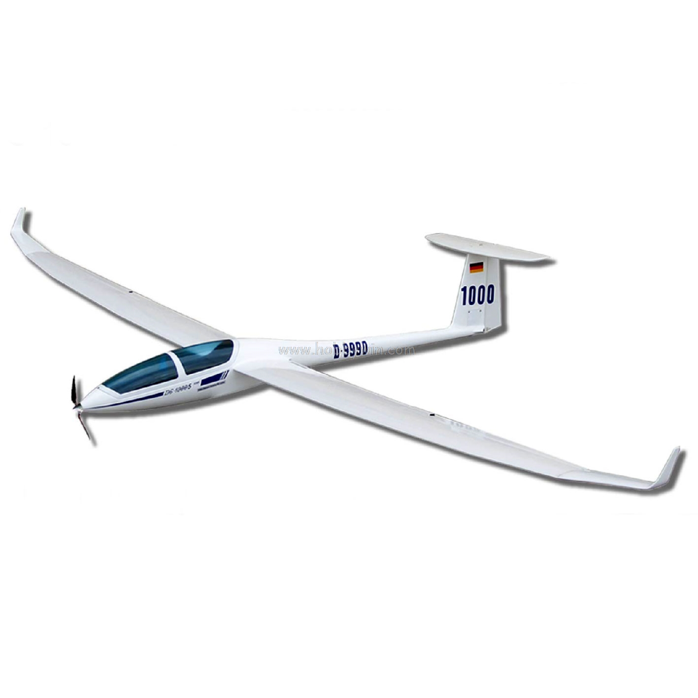 US $126 0 |DG 1000 Electric Glider 2630mm unassembled KIT Fiberglass  fuselage & Wood wings RC model sailplane-in RC Airplanes from Toys &  Hobbies on