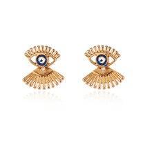 Earrings weird Ladies Ear Jewelry Wholesale Luxury earrings Angel boutique flower for women Pearl Heart Crystal Flower Geometric
