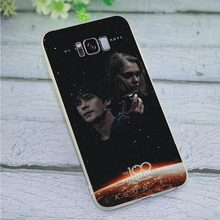 Soft TPU Phone Case for Galaxy Samsung A30 The 100 Hundred TV Show Cover A40 A3 A6 Plus A5 A7 A8 A9 A10 A20 A50 A71 Fashion(China)