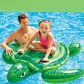Geniune Новый Дети Морские Черепахи Крепление детская На Воде Крепления Детские Плавательные Надувные ПВХ Крепления Бассейн