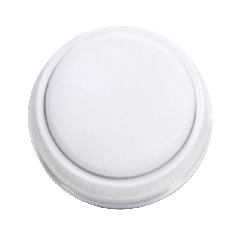 All White Or Pink M10 Button ABS Shell 30s Voice Recording Time Answer Buzzer Sound Button