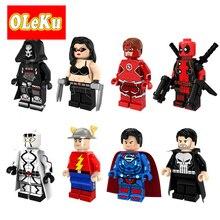 Single Sales Super Heroes Figures Vance Astro Widow Heracles Adam Warlock Gamora Amora Wrecker Bricks Model