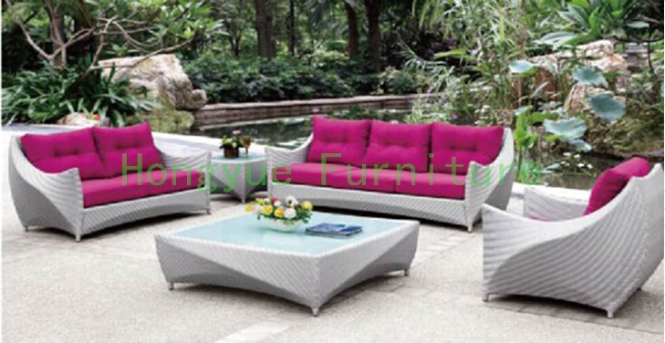 New design garden rattan sofa set,outdoor sofa furniture