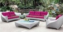 New design garden rattan sofa set,outdoor sofa furniture