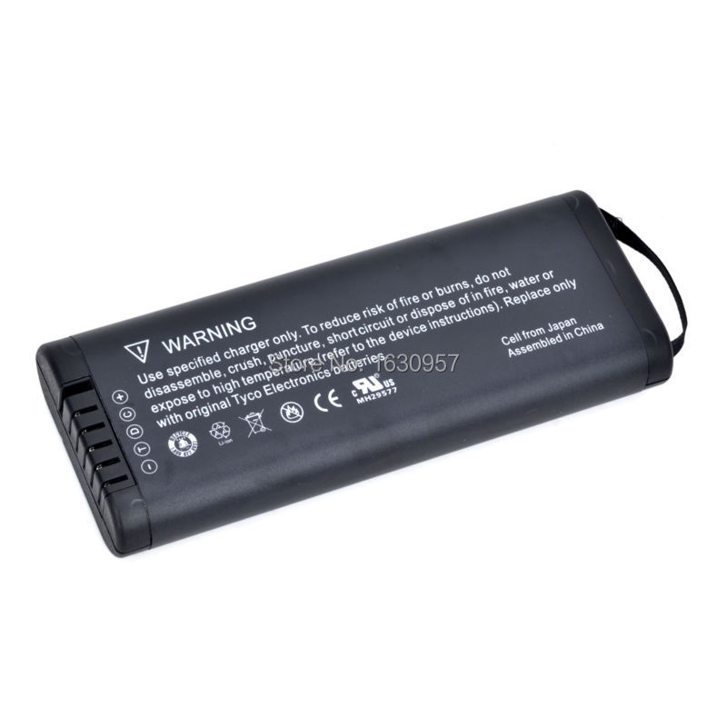 High Quality NF2040AG24 TY 3CGR18650D 2 Battery Replacement For Agilent N9923A N9925A N9926A N9927A N9928A Battery-in Battery Packs from Consumer Electronics    1