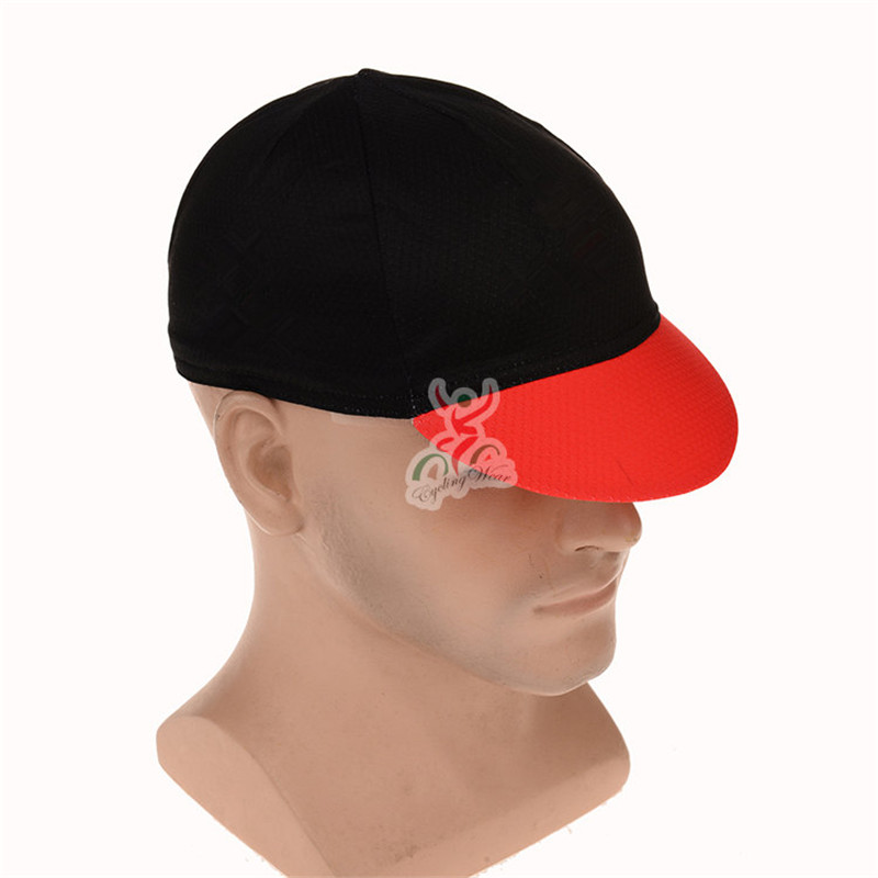 New Black/Red Cycling Cap Unisex Wear Road Bicycel Mtb Bike Cycling Hat equipaciones cic ...