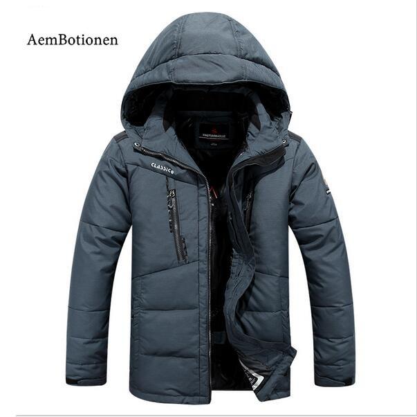 Aliexpress.com: Comprar Chaqueta de invierno para hombre