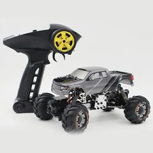 2098B  RC Car Toy 1/12 2.4GHz 4-wheel Drive Devastator Rock Crawler Off-Road High Speed Climber RC Car Toy for Children