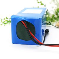 KLUOSI 10S4P 36V Battery 10Ah 600W 42V Li ion Battery Pack with 20A Balanced BMS for Ebike Electric Car Bicycle Motor Scooter