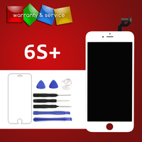 Grade AAA Quality 1pc LCD Display Touch Screen Digitizer For IPhone 6S Plus LCD Assembly Replacement