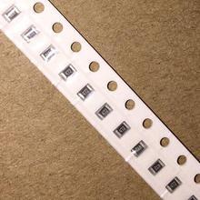 100 шт. 0805 SMD 1/4 Вт Резистор проволочного чипа 0R~ 10 м 0 10R 100R 220R 330R 470R 1K 4,7 K 10 K, 47(Европа) K 100K 0 10 100 330 470 Ом