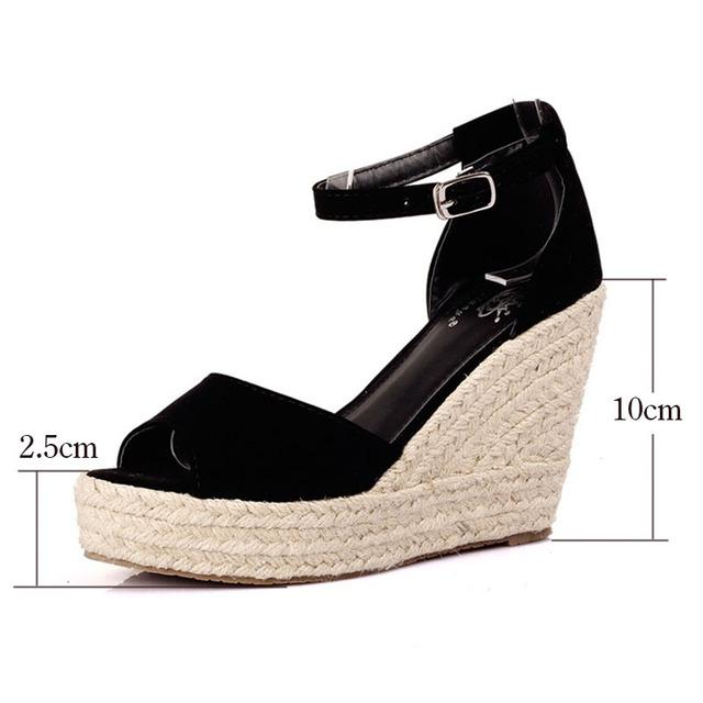 Women's Bohemian Wedge Sandals