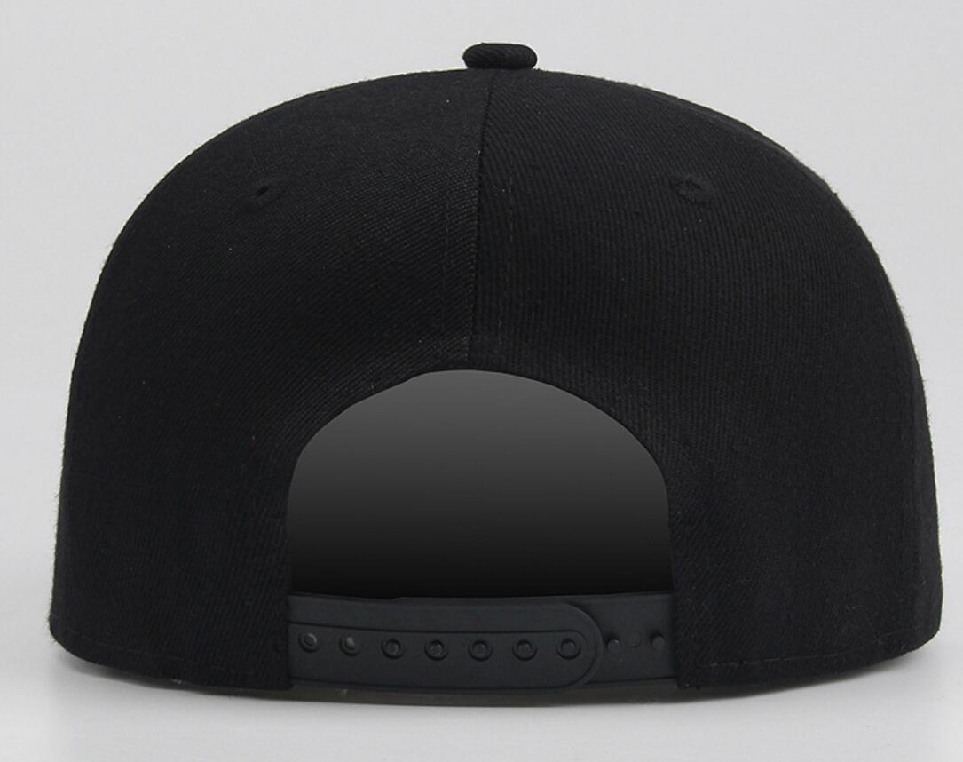 10pcs Children Black Flat Bill Snapback Hats Spring Summer Boys Girls Plain Snap  Back Caps Kids Sport Snap Backs Hat Wholesale -in Baseball Caps from ... e6262379a0f