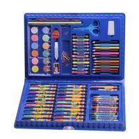 86pcs Set Children Drawing Set Painting Art Set Water Color Pen Crayon Oil Pastel Paint Brush