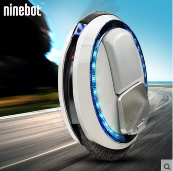 Freeshipping Ninebot One C+ Electric unicycle one wheel scooter Electric balancing car LED,500W,Thinking Monocycles electrioques