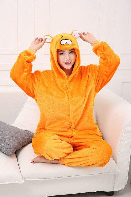 c05800165d9a Kigurumi Flannel Onesie Unisex Adult Animal Hamster Pajamas Cosplay Costume  Animal Pyjamas Cosplay Pajamas Sleepwear Costume