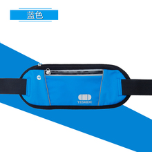 Running Waist Bag Sport Packs for Music With Headset Hole For Smartphones Sports Bags