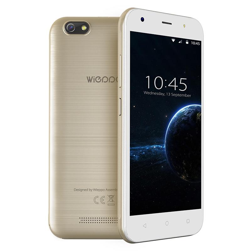 S5 5.0 Pouce Smartphone Android 7.0 MT6580 Quad Core Mobile Téléphone 1 GB RAM 8 GB ROM 2400 mAh 3G WCDMA Débloqué Smartphone