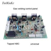 Диоксид углерода сварочный аппарат плата управления Кран NBC тип газовый экранированный сварочная плата