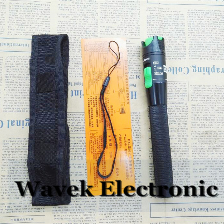 20mW 20km Visual Fault Locator Fiber Laser Cable Tester Equipment FTTH Fibe Optic Tools