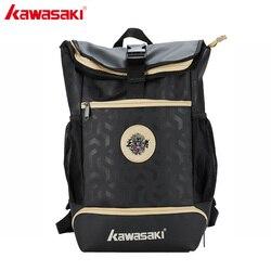 Kawasaki Reisen Tasche Große Kapazität Sport Tasche Für 2 Badminton Schläger Mit Zwei Schultern König Serie KBB-8201 KBB-8701