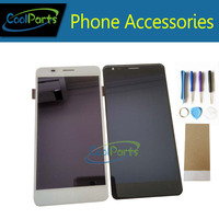 1PC Lot 5 5 For Wileyfox Spark X LCD Display Touch Screen Digitizer Assembly Replacement Part