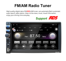 7 Inch Car DVD GPS Player Android 5.1.1 Capacitive HD Touch Screen Radio Stereo Support Camera Input And Steering Wheel Control