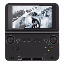 Black 5-Inch 2G/32G Quad Core IPS Handheld Game Console Video Game Player Gamepad New