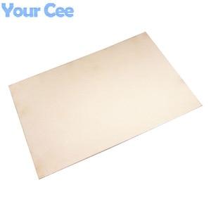 Image 3 - 5pcs One Single Side Glass Fiber PCB Copper Clad Plate Laminate Circuit Board 20X30cm 30cm*20cm 1.5mm 200*300mm 200x300mm 20*30