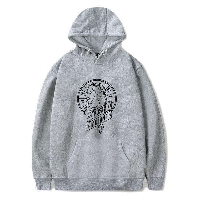 POST MALONE THEMED HOODIE (24 VARIAN)