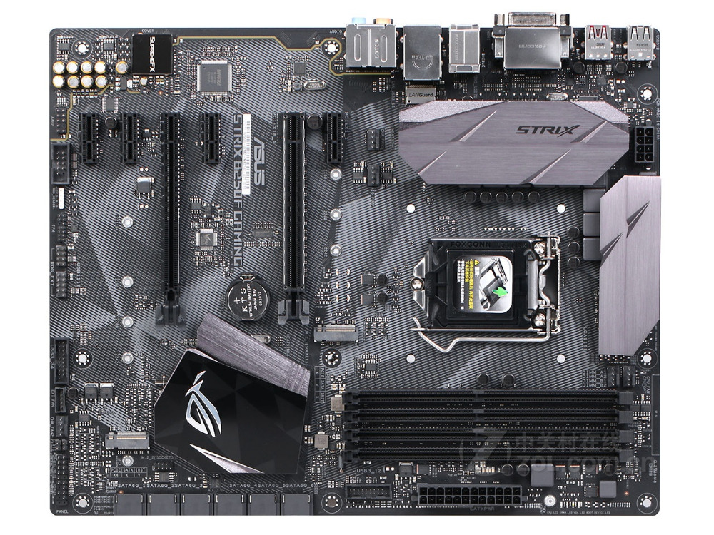 Asus ROG STRIX B250F GAMING Desktop Motherboard B250 Socket LGA 1151 i7 i5 i3 DDR4 32G SATA3 USB3.0 ATX asus z170 deluxe original used desktop motherboard z170 socket lga 1151 i7 i5 i3 ddr4 64g sata3 usb3 0 atx