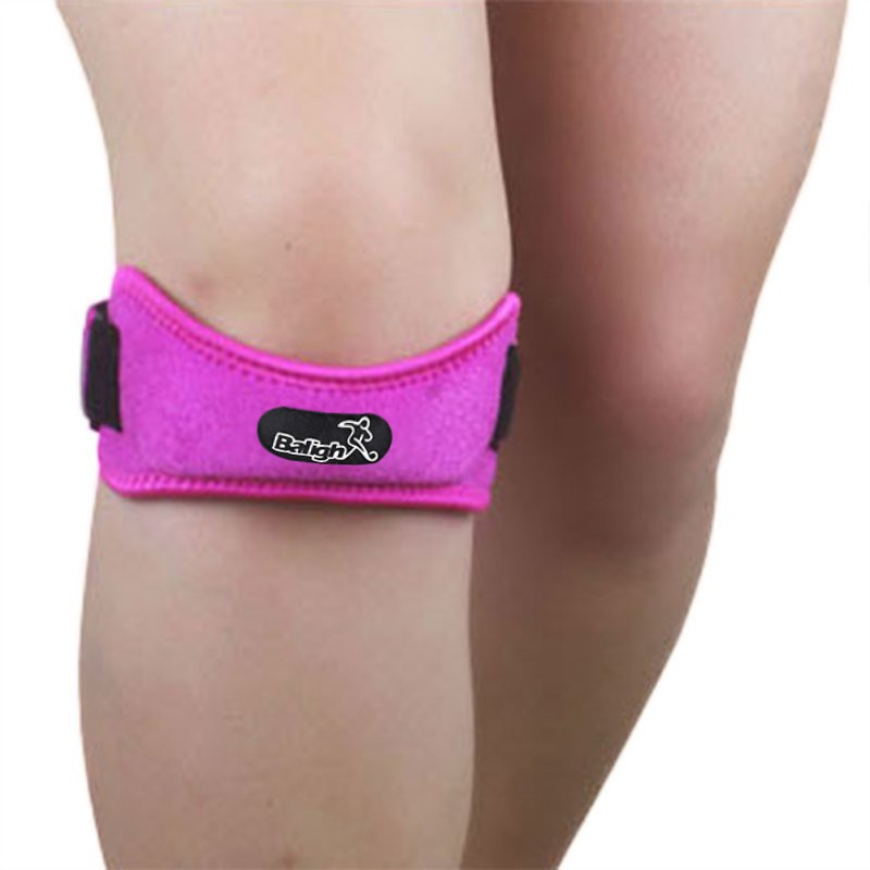 Elastic Bandage kneeling Sport Runners Knee Basketball Strap Support Band knee Protection Adjustable Knee Support Brace Hot