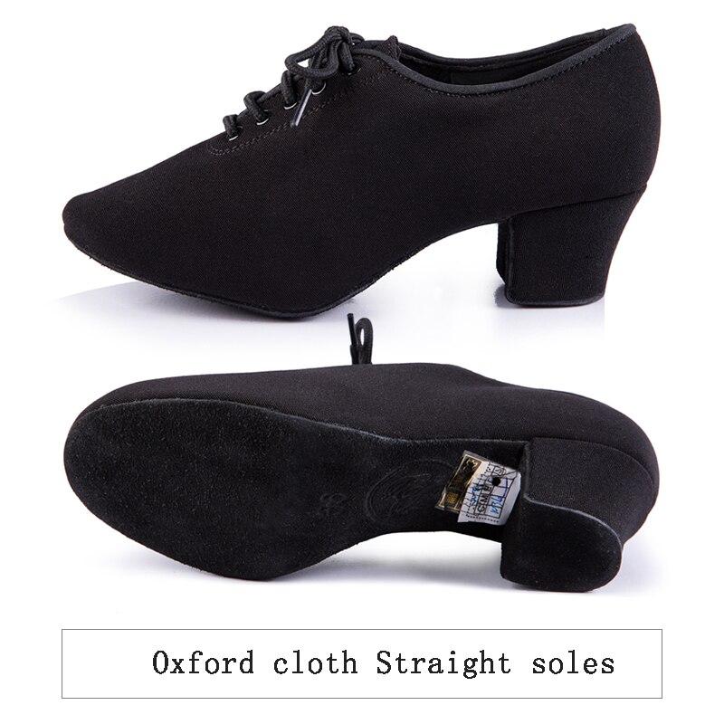 Sport tánc cipő felnőtt dzsessz nők cipők tánc cipők tanár BD T1-b kedvezmények cipő fekete csúcsminőségű Oxford ruhával szabad táskák