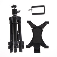 Professional Flexiable Camera Tripod For Digital Camera Camcorder With Stand Holder Carry Bag For IPhone IPad