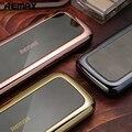 Remax 5000 mah protable banco de la energía externa de carga de la batería teléfonos móviles tesoro rpp-35 extra de respaldo de energía de potencia