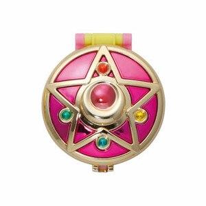 Image 5 - PrettyAngel   Original Bandai Sailor Moon 20th Anniversary Gashapon Brooch Compact Mirror Set