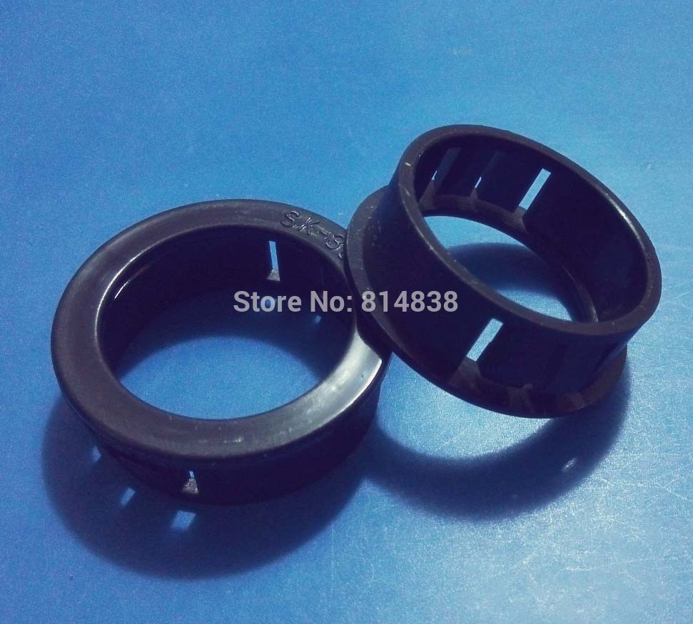 SK 8 Nylon Plastic Snap Bushings Grommet Hardware
